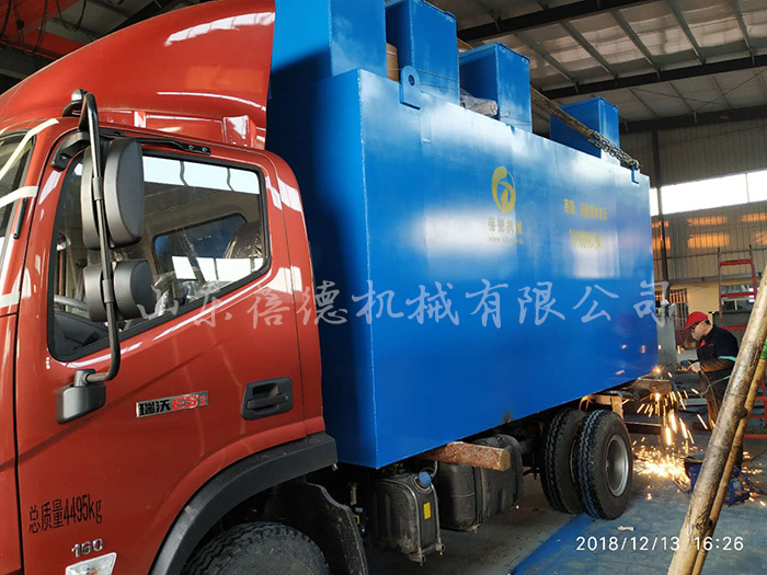 酱油厂污水处理设备