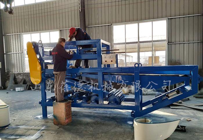 工业污泥处理设备
