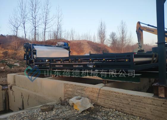 选矿污泥压滤机设备