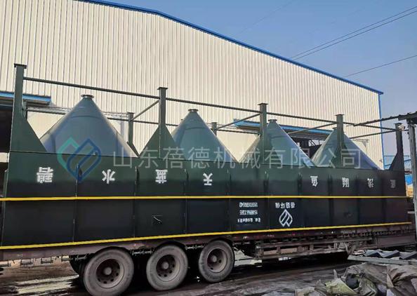 山东污泥沉淀器生产商