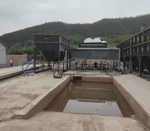 建筑打桩泥浆脱水设备
