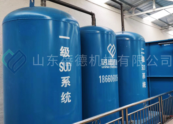 SUD机械过滤系统